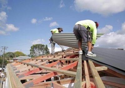 roofing contractors in auckland shamrock staff