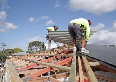 roofing contractors in auckland shamrock staff